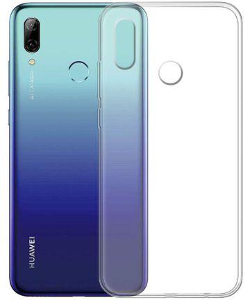 Huawei P Smart (2019) Hoesje Dun TPU Transparant Hoesjes