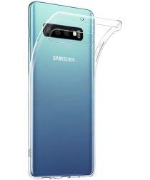 Samsung Galaxy S10E Hoesje Dun TPU Transparant