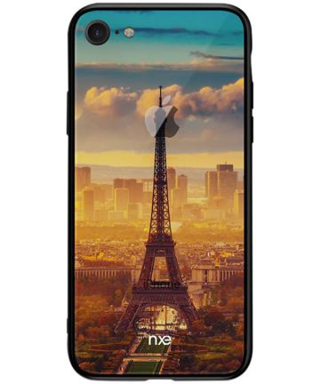 Apple iPhone 7/8 NXE Hyrbide Combo Backcase Eiffel Tower