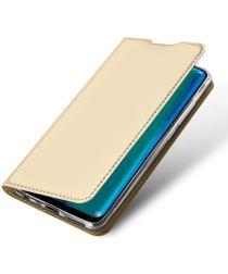 Dux Ducis Premium Book Case Huawei Y9 (2019) Hoesje Goud