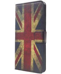 Xiaomi PocoPhone F1 Portemonnee Hoesje Print Union Jack