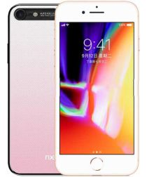 Apple iPhone 8 Hard Cover Roze
