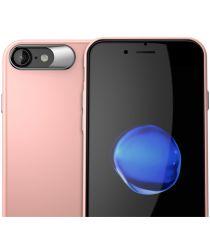 Apple iPhone 8 Hard Cover Matte Roze