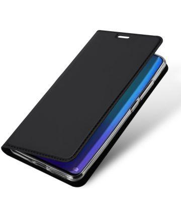 Dux Ducis Book Case Huawei P30 Pro Hoesje Zwart Hoesjes