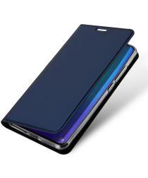 Dux Ducis Book Case Huawei P30 Pro Hoesje Blauw