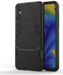 Xiaomi Mi Mix 3 Hybride Hoesje met Standaard Zwart