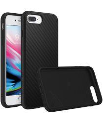 RhinoShield SolidSuit Carbon Fiber iPhone 7 Plus / 8 Plus Hoesje
