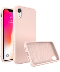 RhinoShield SolidSuit Classic iPhone XR Hoesje Roze