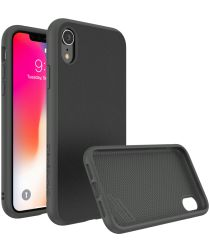 RhinoShield SolidSuit Microfiber iPhone XR Hoesje