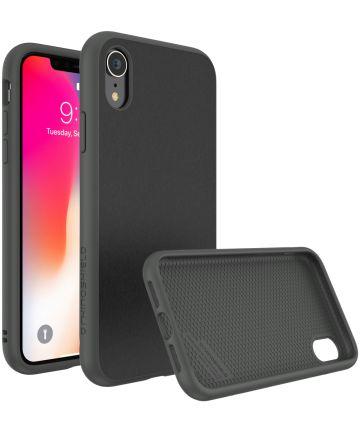 RhinoShield SolidSuit Microfiber iPhone XR Hoesje Hoesjes