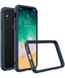 RhinoShield CrashGuard iPhone X Bumper Hoesje Blauw