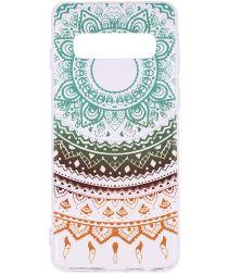 Samsung Galaxy S10 Plus Print TPU Hoesje Mandala