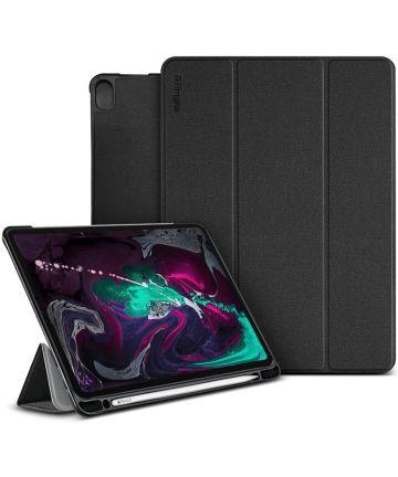 Ringke Smart Case Apple iPad Pro 11 (2018) Flip Hoes Zwart Hoesjes