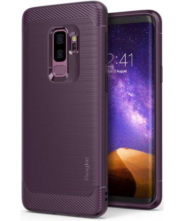 Ringke Onyx Samsung Galaxy S9 Plus Hoesje Paars