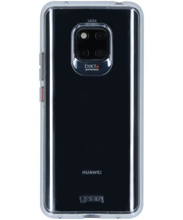 Gear4 D3O Crystal Palace Transparant Hoesje Huawei Mate 20 Pro Hoesjes