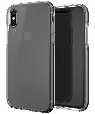 Gear4 D3O Crystal Palace Apple iPhone XS / X Hoesje Transparant Hoesjes