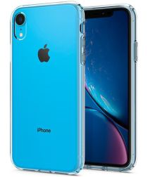 Spigen Crystal Flex Hoesje Apple iPhone XR Transparant