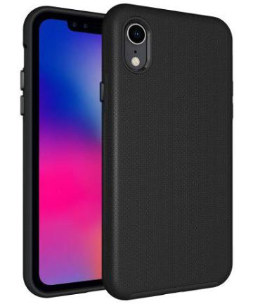 Eiger North Case Hybride Back Cover Apple iPhone XR Hoesjes