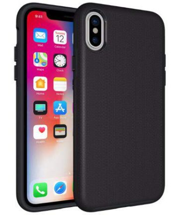 Eiger North Case Hybride Back Cover Apple iPhone XS Hoesjes