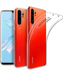 Huawei P30 Pro (New Edition) Transparante Hoesjes