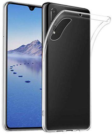 Huawei P30 Transparant Hoesje Hoesjes