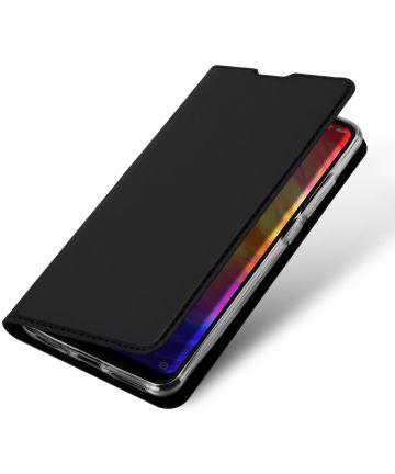 Dux Ducis Skin Pro Series Xiaomi Redmi Note 7 Flip Hoesje Zwart Hoesjes