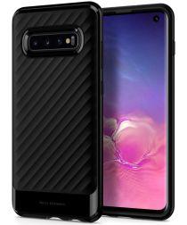 Spigen Neo Hybrid Hoesje Samsung Galaxy S10 Midnight Black