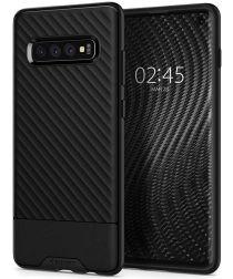 Spigen Core Armor Hoesje Samsung Galaxy S10 Plus Zwart