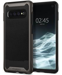 Spigen Hybrid NX Hoesje Samsung Galaxy S10 Plus Gunmetal