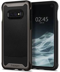Spigen Hybrid NX Hoesje Samsung Galaxy S10E Gunmetal
