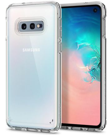 Spigen Ultra Hybrid Hoesje Samsung Galaxy S10E Transparant Hoesjes