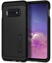 Spigen Tough Armor Hoesje Samsung Galaxy S10E Zwart