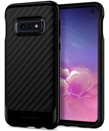 Spigen Neo Hybrid Hoesje Samsung Galaxy S10E Midnight Black Hoesjes
