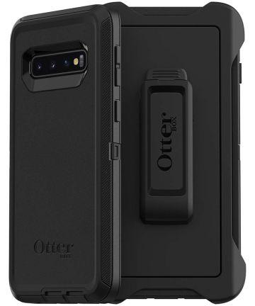 Otterbox Defender Case Samsung Galaxy S10 Zwart Hoesjes
