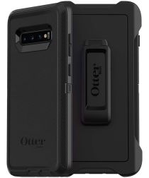 Otterbox Defender Case Samsung Galaxy S10 Plus Zwart