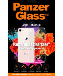 Panzerglass Apple iPhone 7 / 8 ClearCase Transparant Hoesje