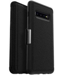 Otterbox Strada Hoesje Samsung Galaxy S10 Zwart