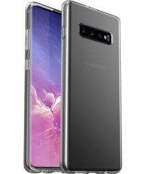 Otterbox Clearly Protected Skin Samsung Galaxy S10 Plus Hoesje