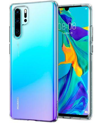 Spigen Liquid Crystal Hoesje Huawei P30 Pro Transparant Hoesjes