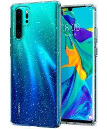 Spigen Liquid Crystal Huawei P30 Pro Hoesje Transparant Glitter