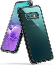 Ringke Fusion Samsung Galaxy S10E Hoesje Smoke Black