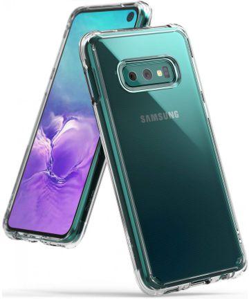Ringke Fusion Samsung Galaxy S10E Hoesje Transparant Hoesjes