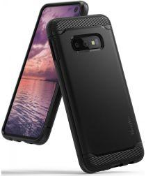 Ringke Onyx Samsung Galaxy S10E Hoesje Zwart