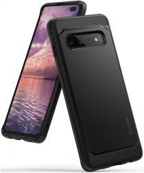 Ringke Onyx Samsung Galaxy S10 Plus Hoesje Zwart