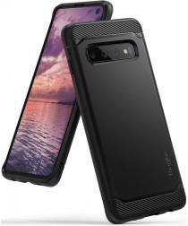 Ringke Onyx Samsung Galaxy S10 Hoesje Zwart