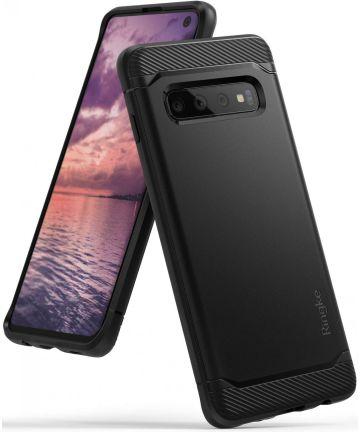 Ringke Onyx Samsung Galaxy S10 Hoesje Zwart Hoesjes