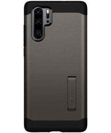 Spigen Slim Armor Hoesje Huawei P30 Pro Gunmetal Hoesjes