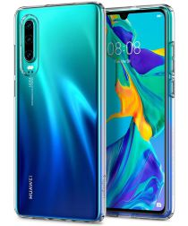 Spigen Liquid Crystal Hoesje Huawei P30 Transparant