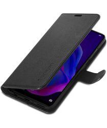Spigen Wallet S Flip Hoesje Huawei P30 Lite Zwart