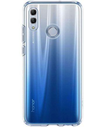 Spigen Liquid Crystal Hoesje Huawei P Smart (2019) Transparant Hoesjes